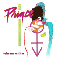 Take Me With U single from Purple Rain (1985)