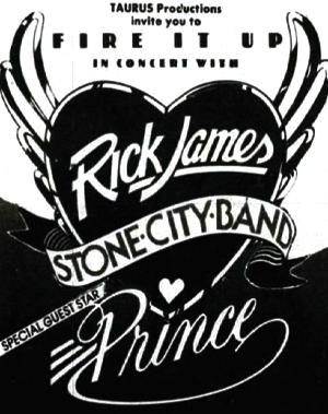 Prince Tour (1979/80)