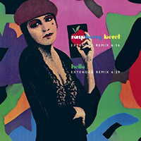Raspberry Beret [Maxi Single] single from Around The World In A Day, Paisley Park Records (1985)