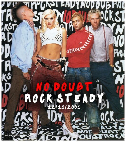 Prince features on No Doubt's Rock Steady
