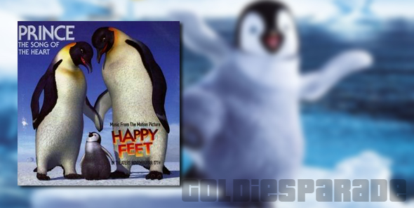 Happy Feet (soundtrack), Atlantic Records (2006)