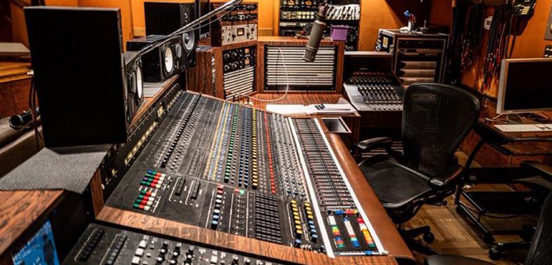 Sunset Sound Studio 3