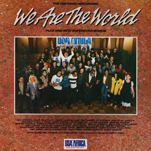 We Are The World, Columbia Records (1985)