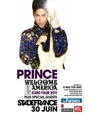 Welcome 2 America: Euro Tour 2011 (2011)