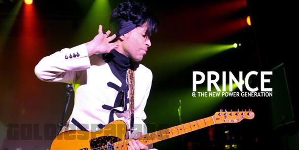 Prince World Tour 2003